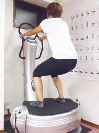 足・腰周りの筋力アップ<br>リハビリに