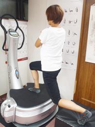 足腰の筋力アップに